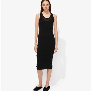 NWT Proenza Schouler PSWL Gauze Tank Dress